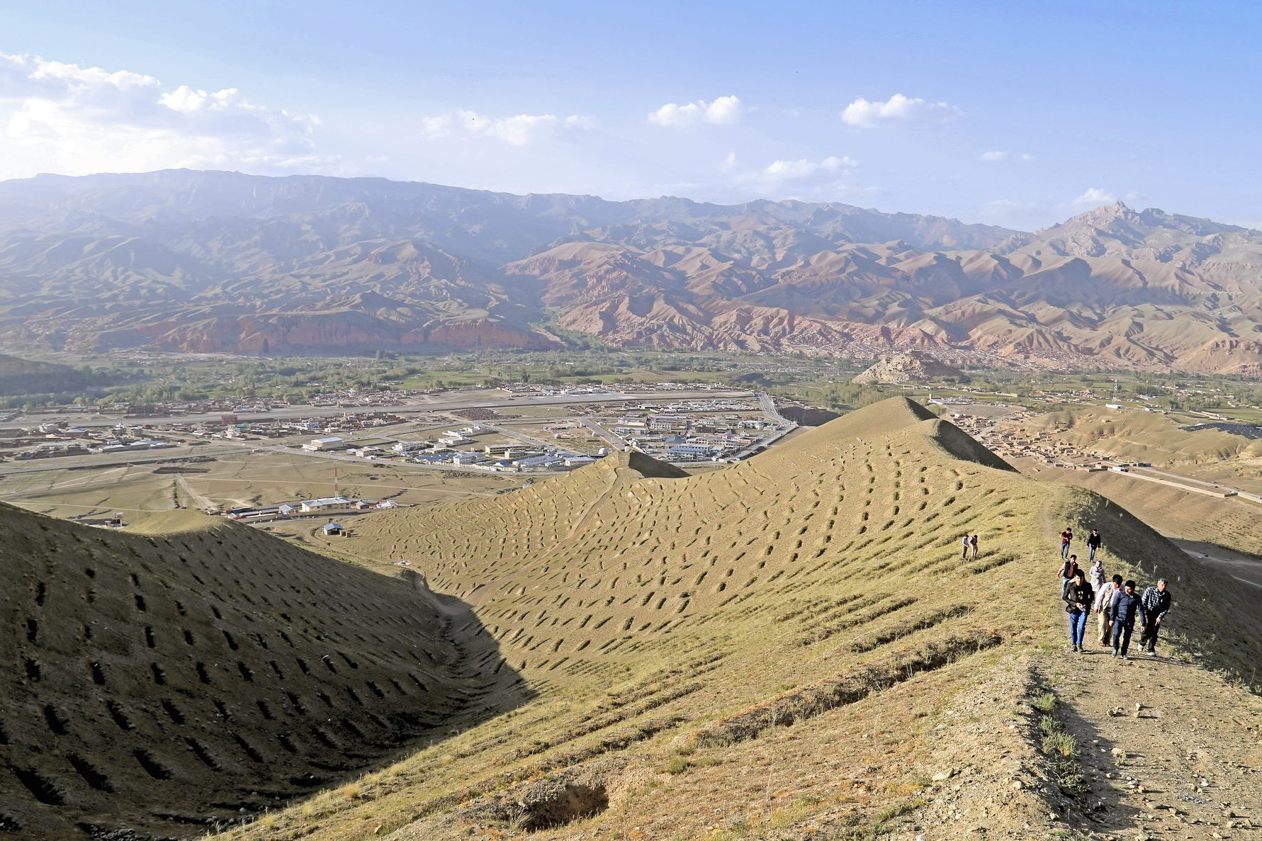 Aynak Copper Mine field site