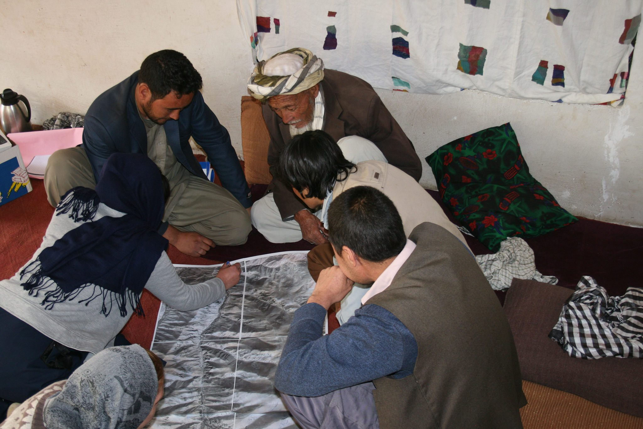 Afghanistan Environmental Data Center Community Consultation